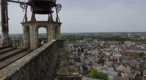 #692 : Grimper au sommet de la Tour de Beurre de la Cathédrale de Bourges