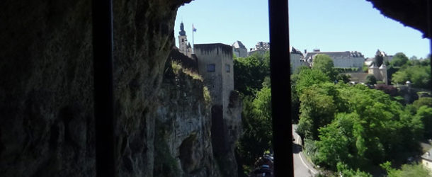 #696 : Exploring the underground Bock in Luxembourg