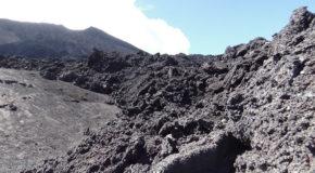 #700 : Se brûler les pieds dans les coulées de lave du volcan Pacaya