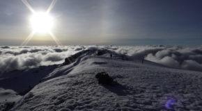 #722 : Atteindre les neiges éternelles du Kilimandjaro à 5895 mètres