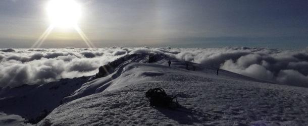 #722 : Climbing Kilimanjaro to 5895 meters