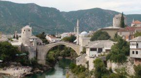 #232 : Voir les jeunes plongeurs du pont de Mostar