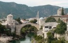 # 232: Having a look to the young divers of Mostar Bridge
